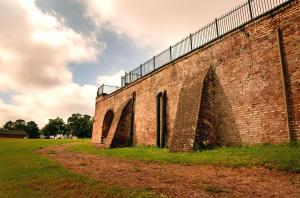 The Gas Works Wall