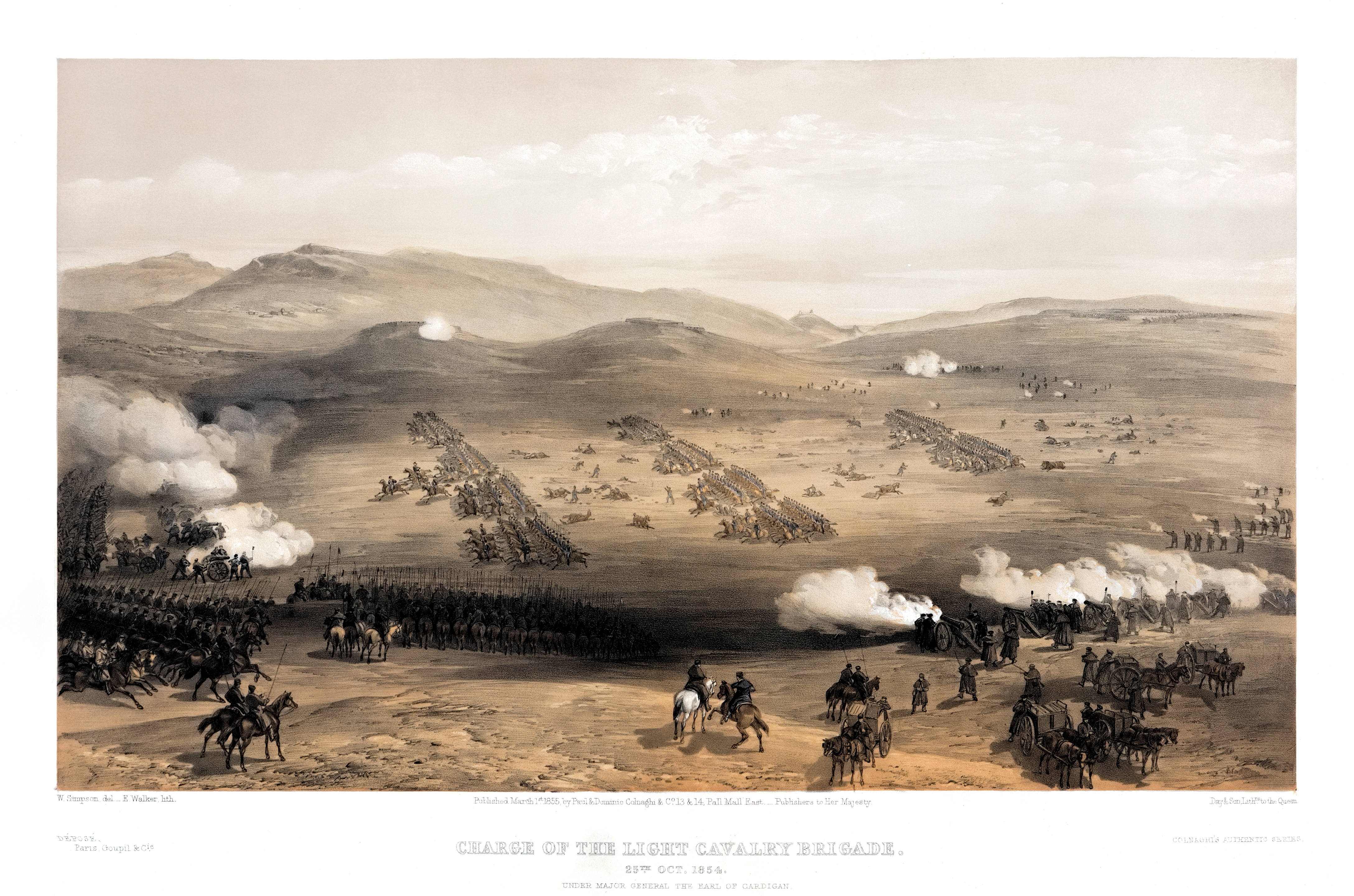1 1 1 1 1 William_Simpson_-_Charge_of_the_light_cavalry_brigade,_25th_Oct._1854,_under_Major_General_the_Earl_of_Cardigan