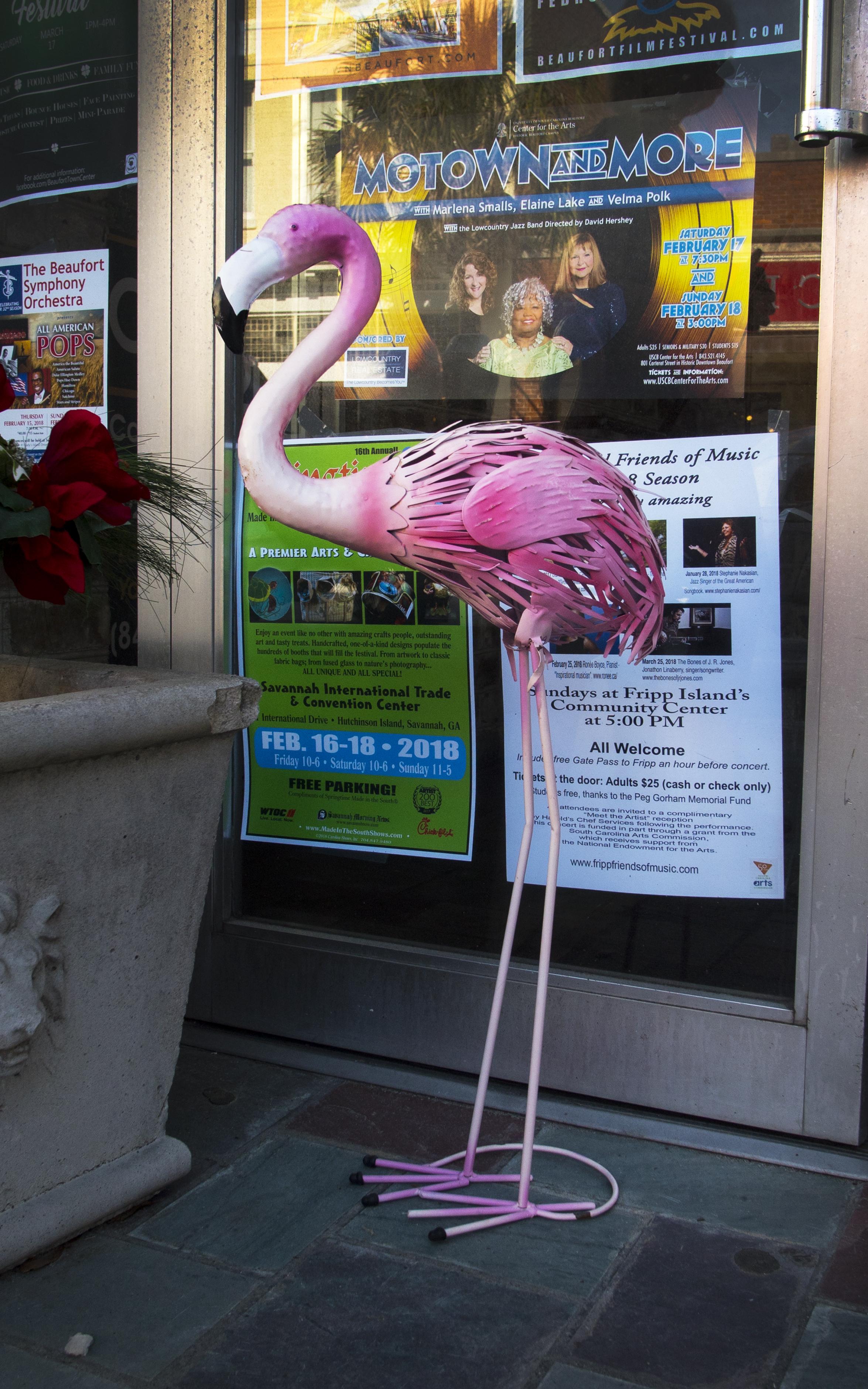 1 1 1 1 Street decoration Beaufort SC P1330883