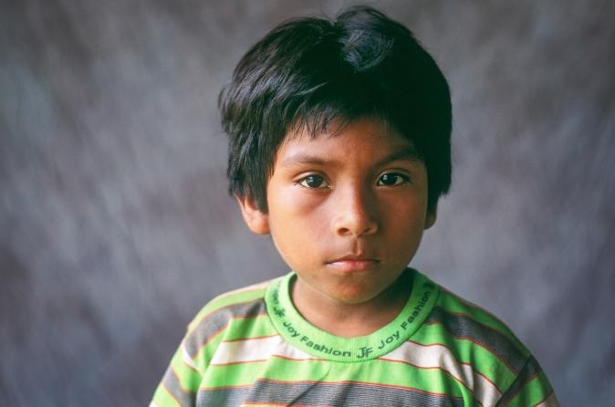 Guaymi Boy
