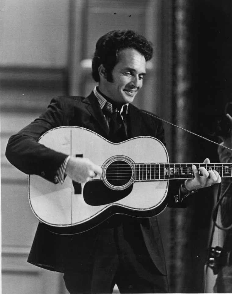 Merle_Haggard_in_1971 Country Music Assoc photo Public Domain