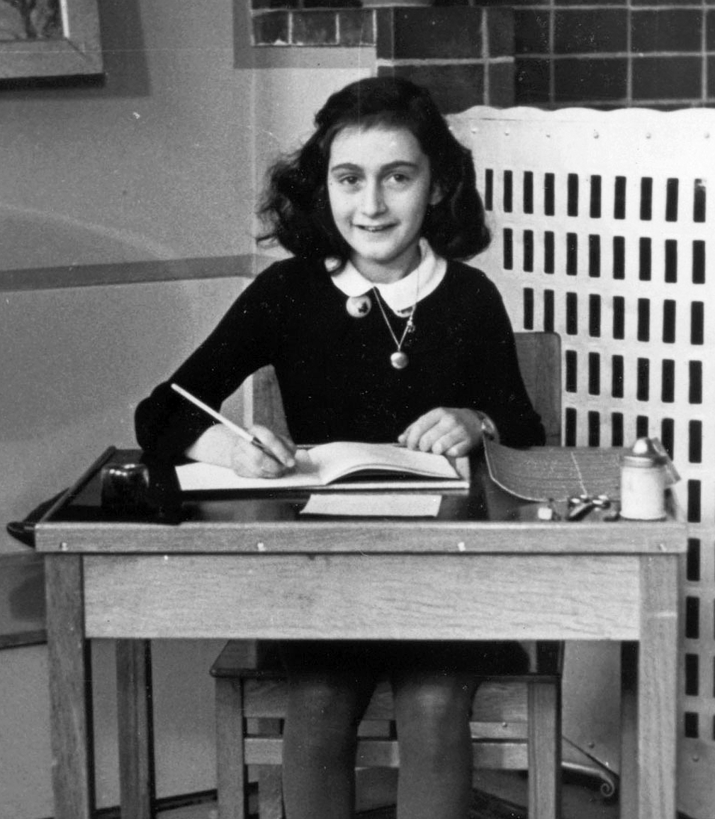 AnneFrank in 1940